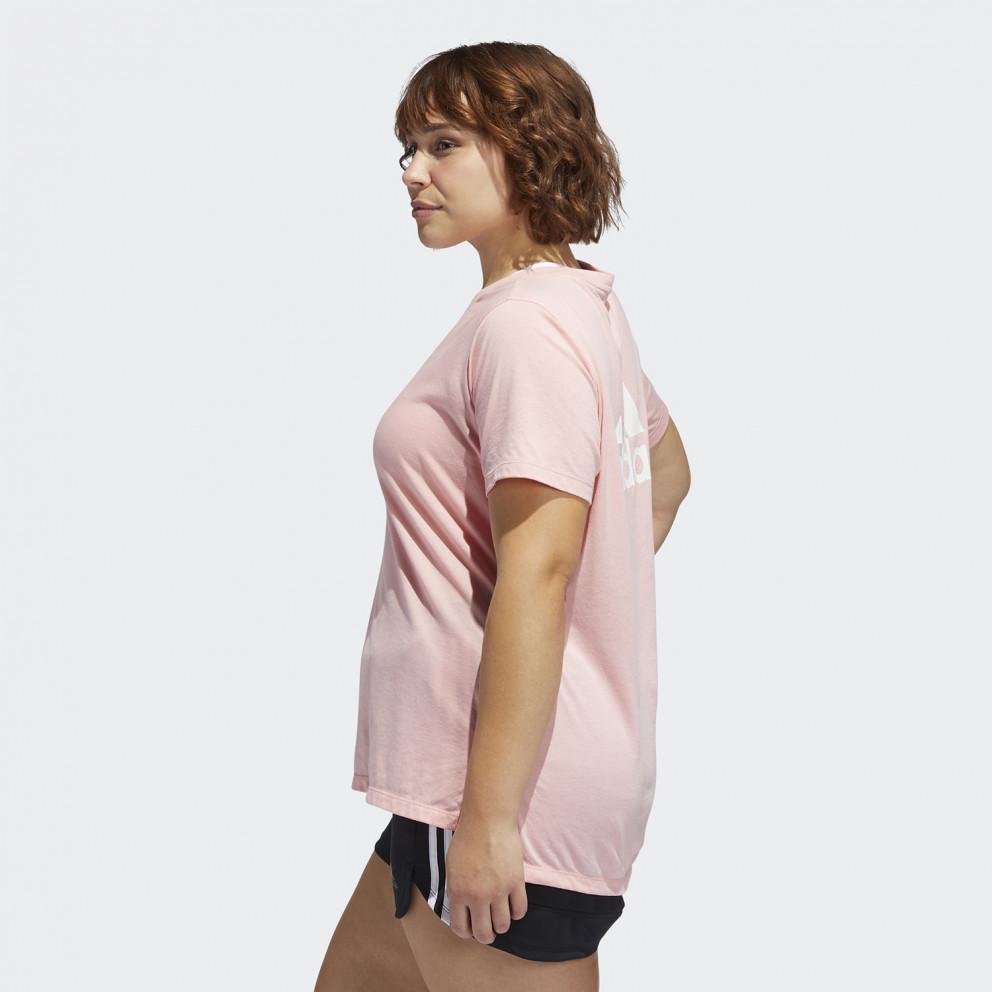 adidas Performance Go To Plus Size T-Shirt