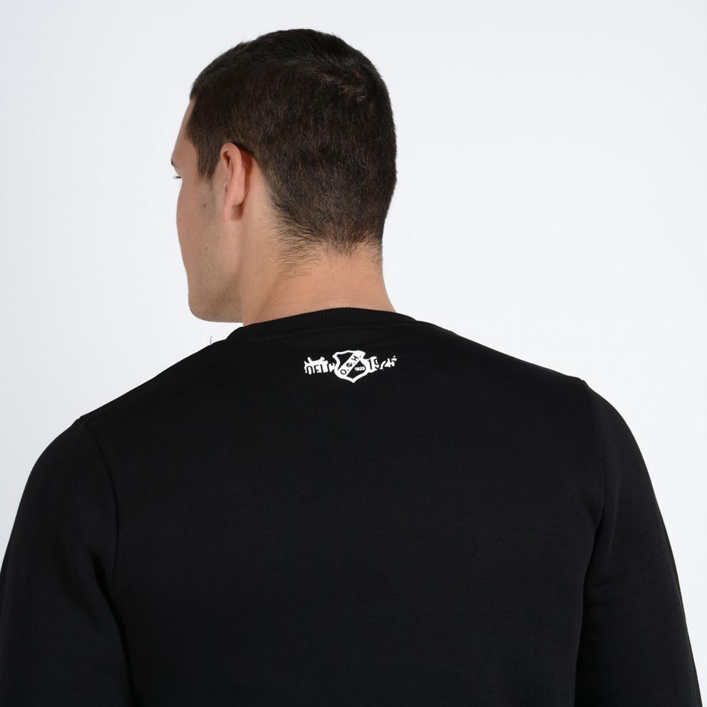 Ofi F.c. 'black&white' Men's Sweatshirt