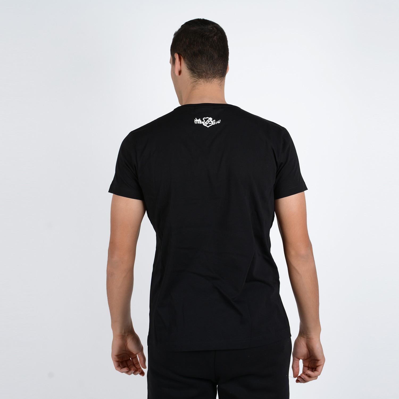 OFI F.C. 'Black&White' Men's T-Shirt