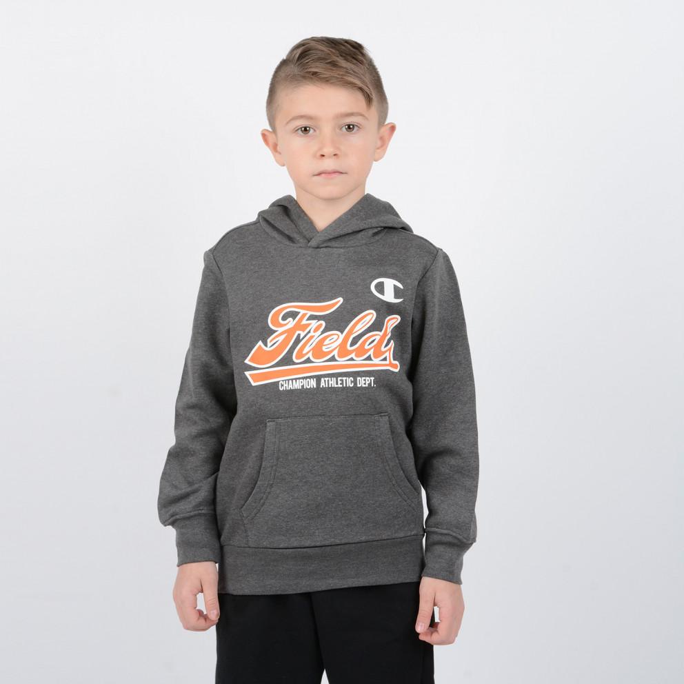 Champion Hooded Kids' Sweatshirt