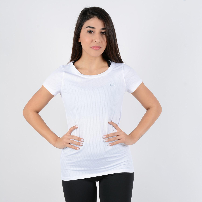 Under Armour HeatGear Short Sleeve Women's T-Shirt (9000047933_44234)