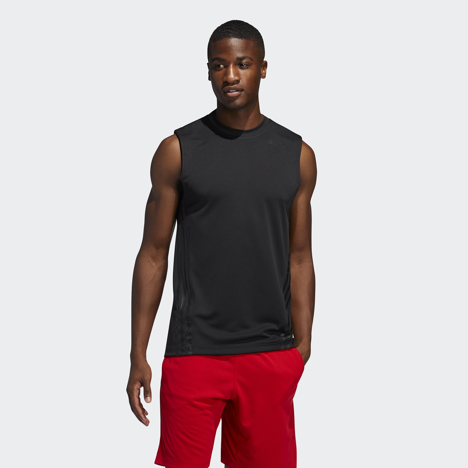 adidas AEROREADY 3-Stripes Tank Top (9000045263_1469)
