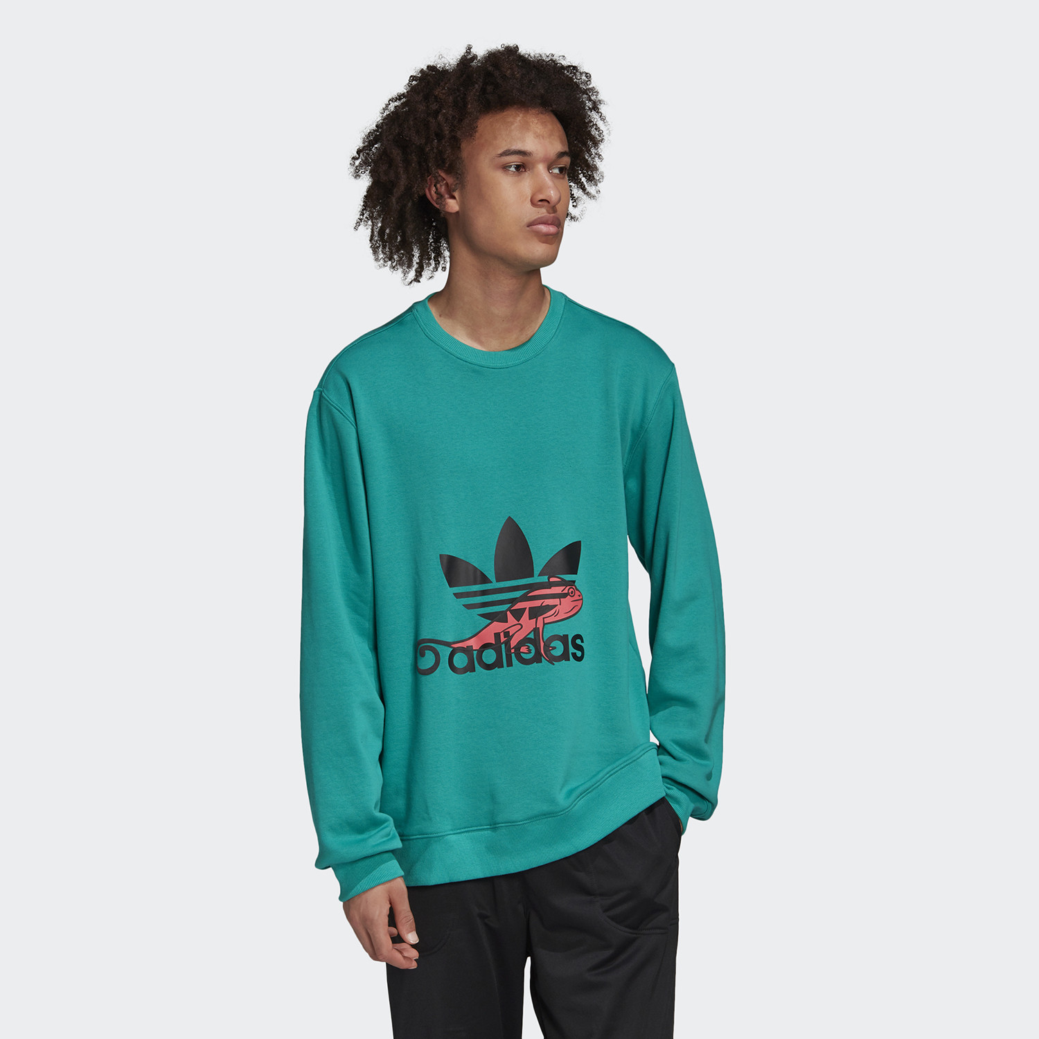 adidas Originals Pt3 Men's Sweatshirt (9000045544_43552)