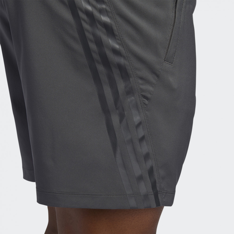 adidas Performance Aeroready 3-Stripes 8-Inch Shorts