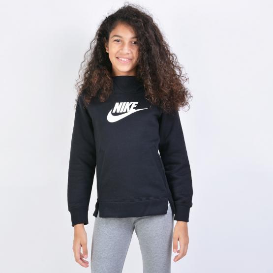 Nike Sportswear Girls' Pullover Hoodie