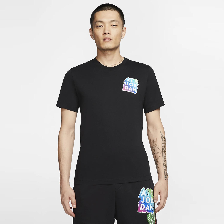 Jordan Brand Sticker Men's T-Shirt (9000043876_1469)