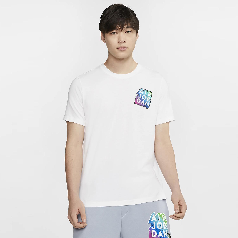 Jordan Brand Sticker Men's T-Shirt (9000043877_1539)