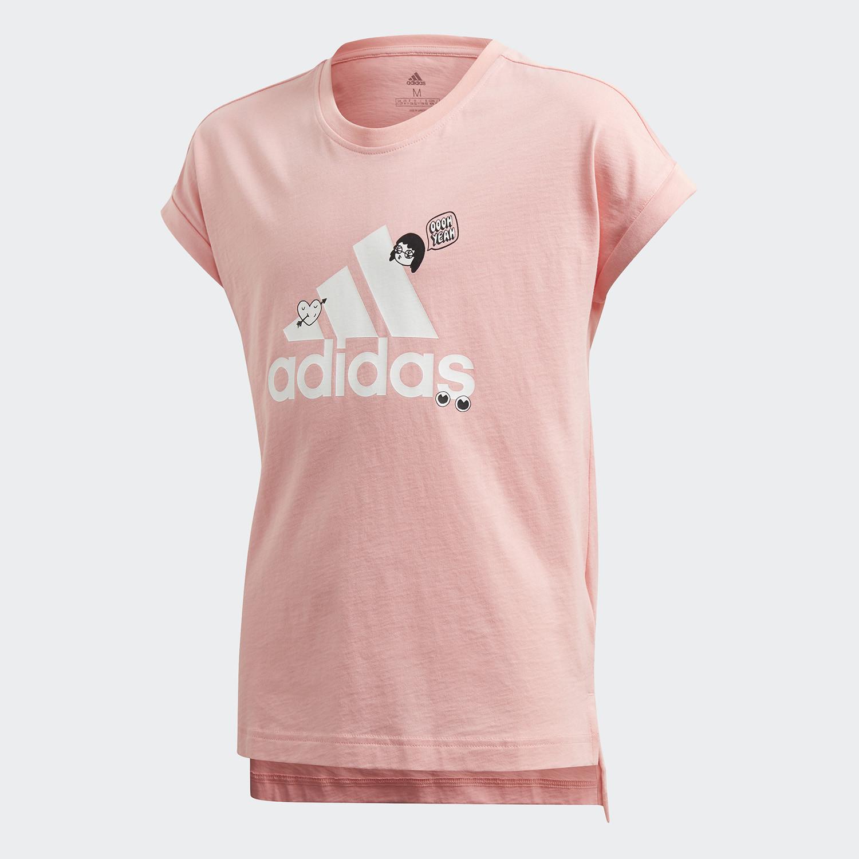 Adidas Kids Collegiate Tee (9000045583_39533)