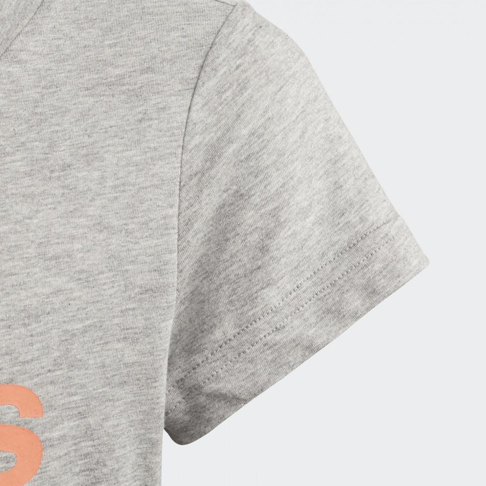 adidas Performance Kids' Essentials Linear T-Shirt