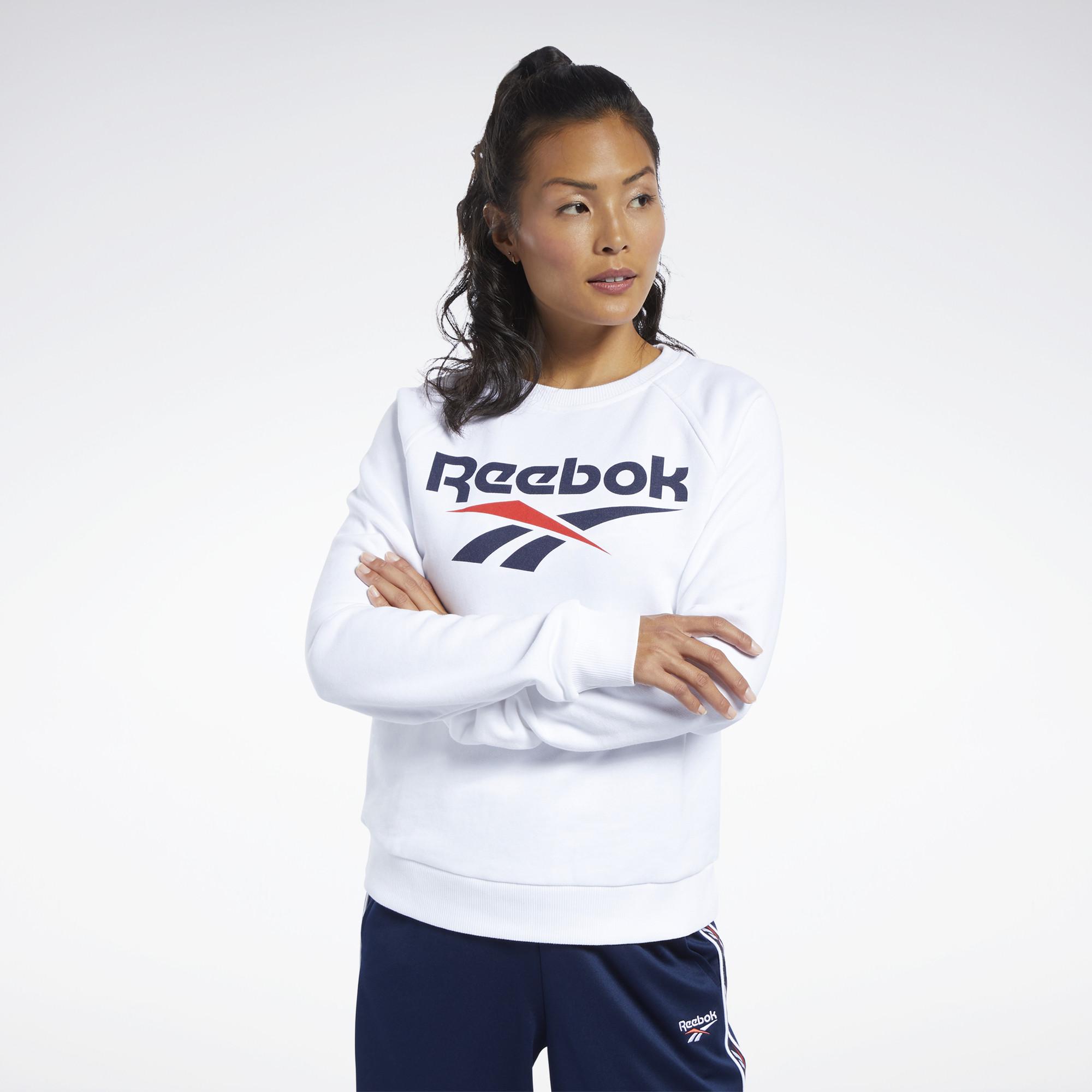 Reebok Sport Classics Vector Crew Sweatshirt (9000046481_1539)