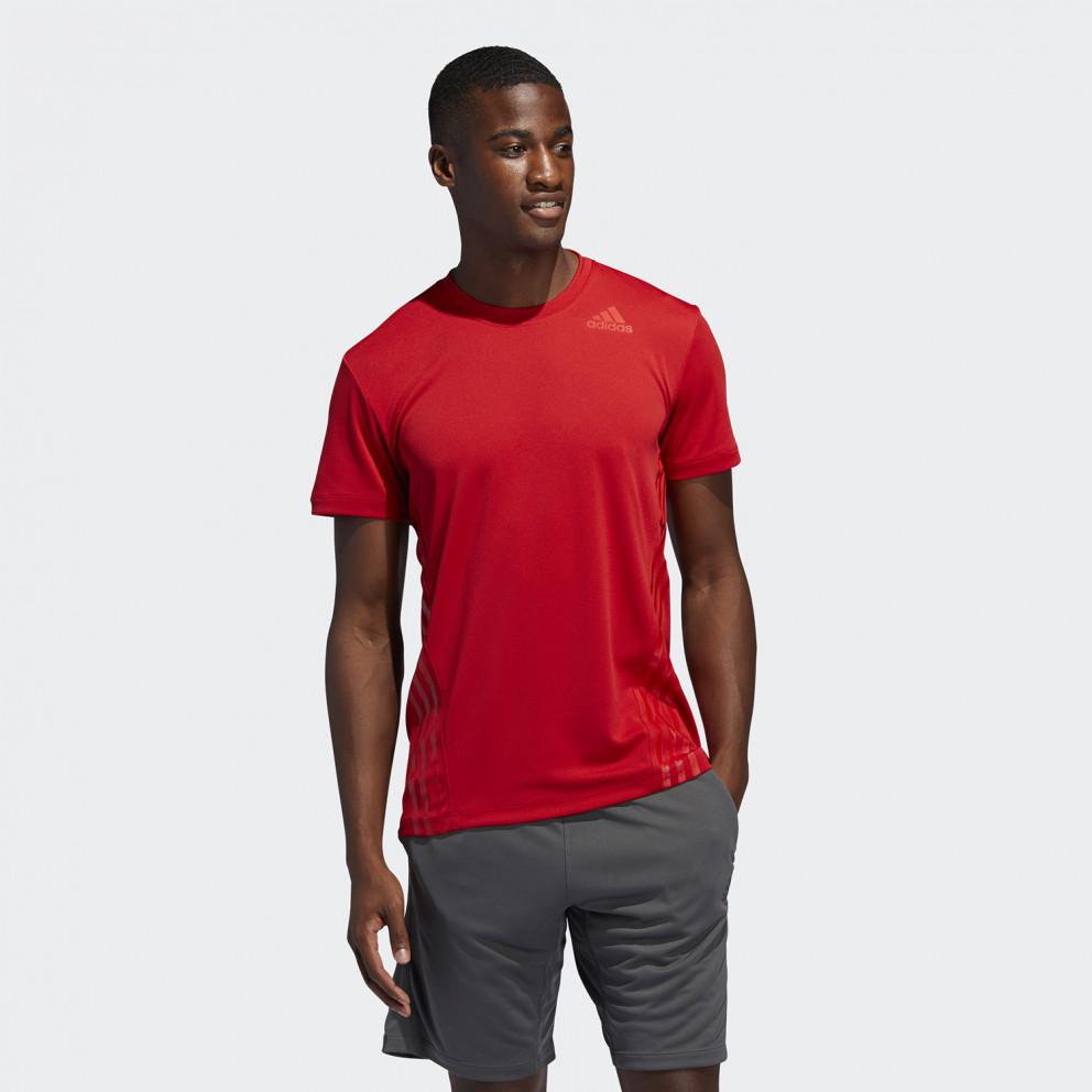 adidas Performance Aeroready 3-Stripes Ανδρικό T-Shirt