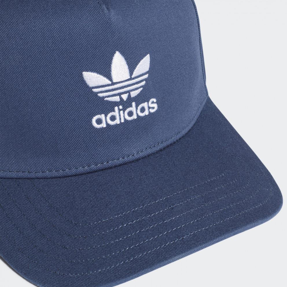 adidas Originals Adicolor Closed Trucker Curved Unisex