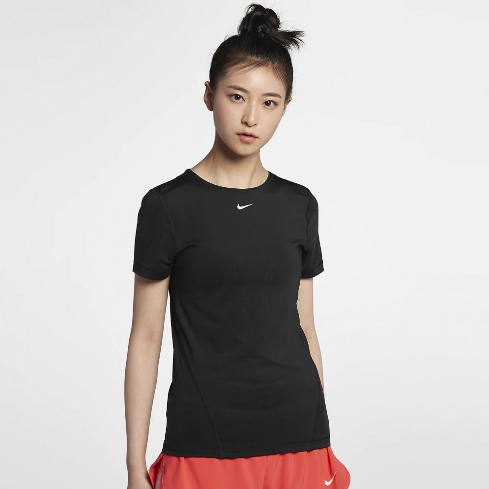 Nike Short-SLeeve Mesh Women'S Training Top