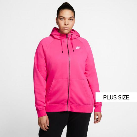 Nike Essential Fleece Plus Size Hoodie