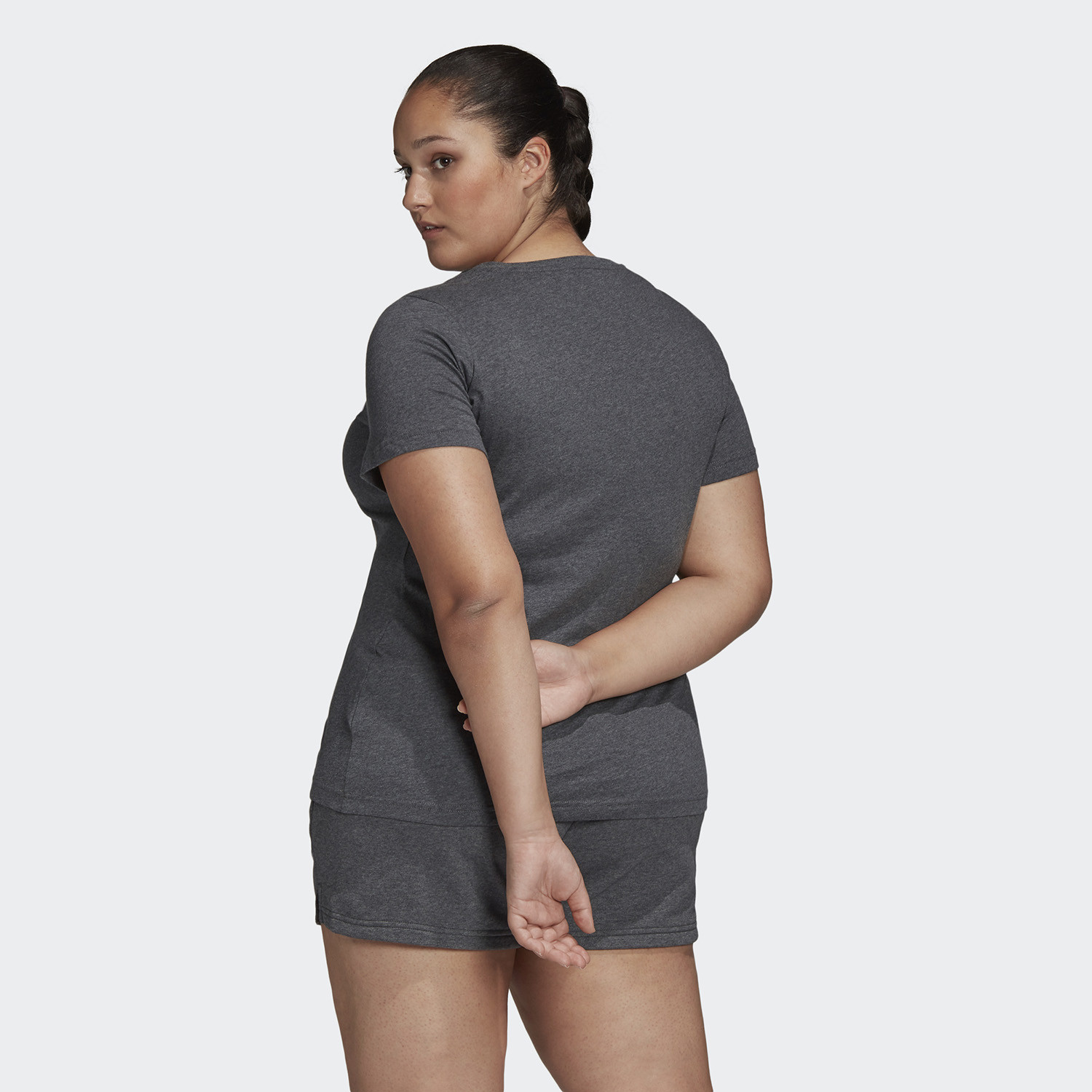 adidas Performance Essentials Plus Size Tee