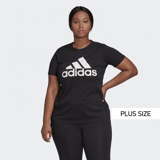 adidas Performance Badge of Sport Women's Plus Size Tee