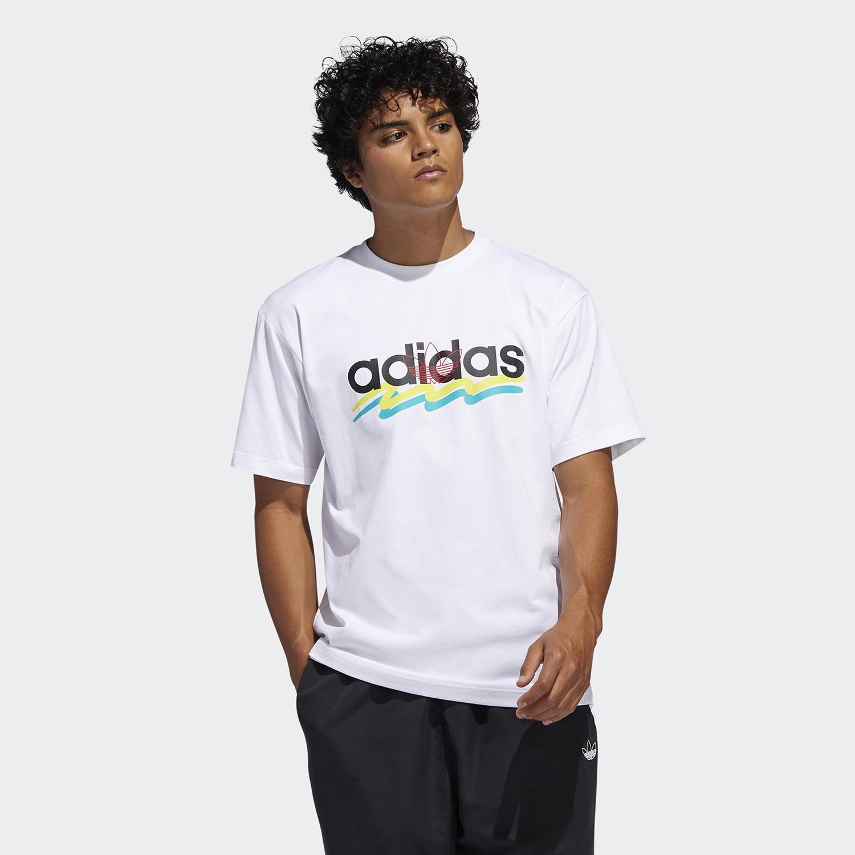 adidas Originals Brush Stroke Men's T-Shirt (9000045405_1539)