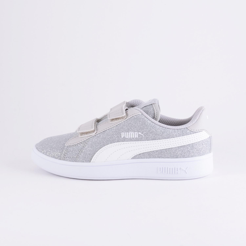 Puma Smash V2 Glitz Glam Παιδικά Παπούτσια (9000047386_44045)