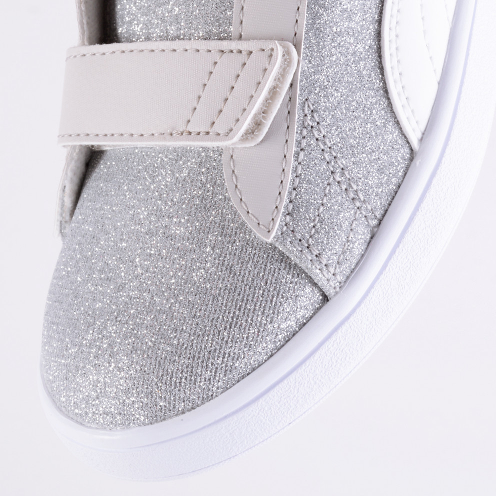 Puma Smash V2 Glitz Glam Παιδικά Παπούτσια