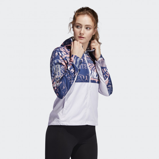 adidas Performance Own The Run Women's Jacket