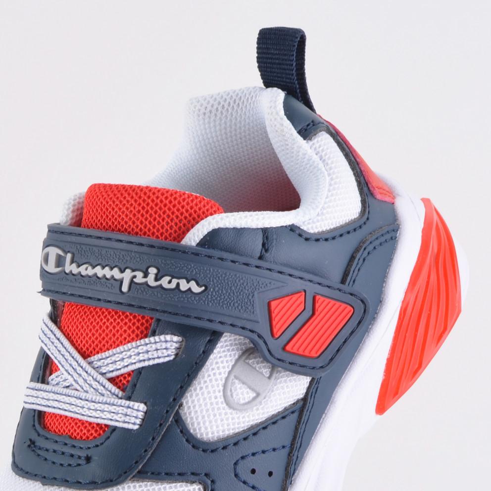 Champion Low Cut Shoe Wave Boy Td