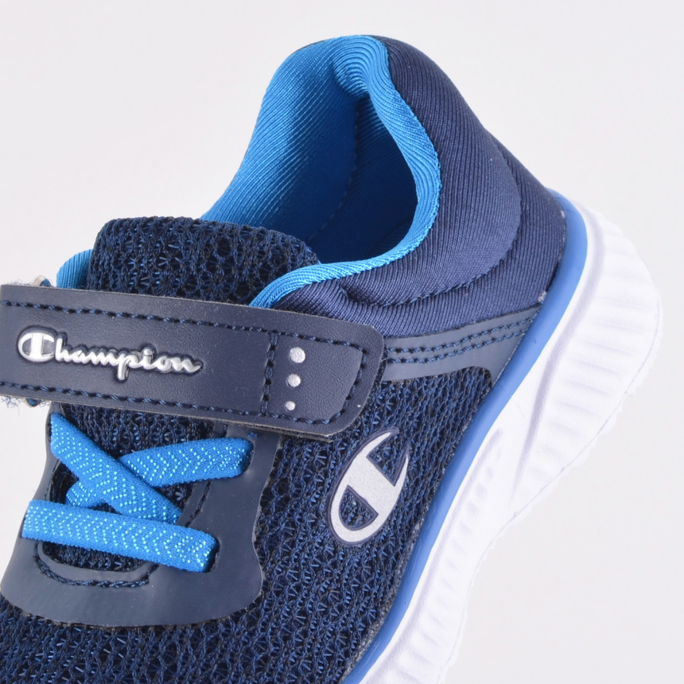Champion Low Cut Shoe Softy Mesh Td