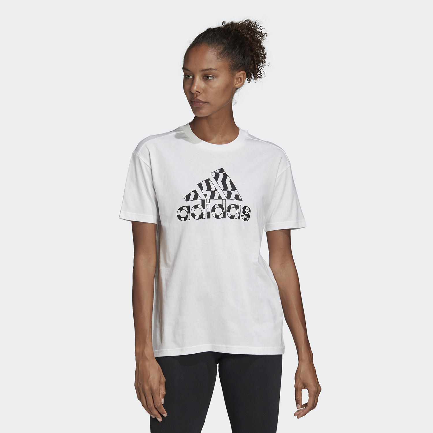 adidas Must Haves Graphic Women's Tee (9000045063_1539)