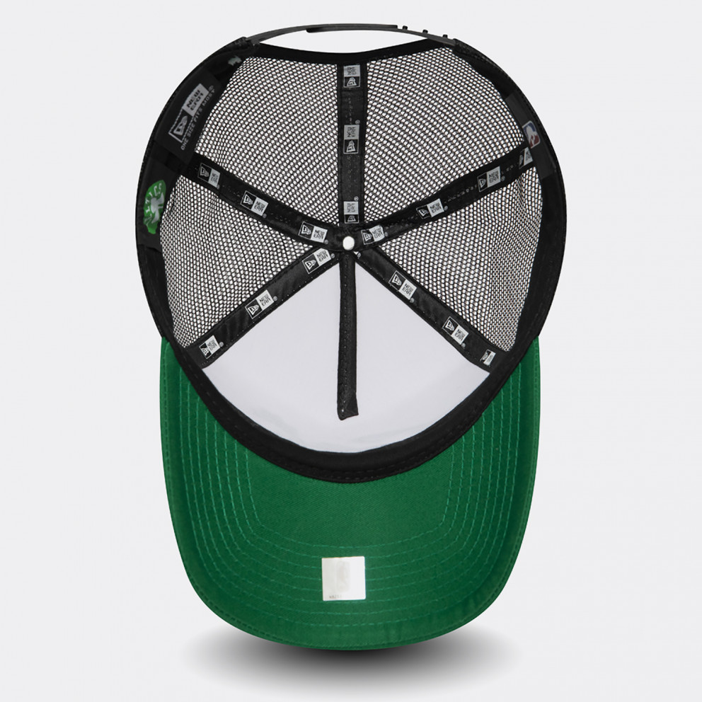 New Era NBA Team Boston Celtics Trucker Hat