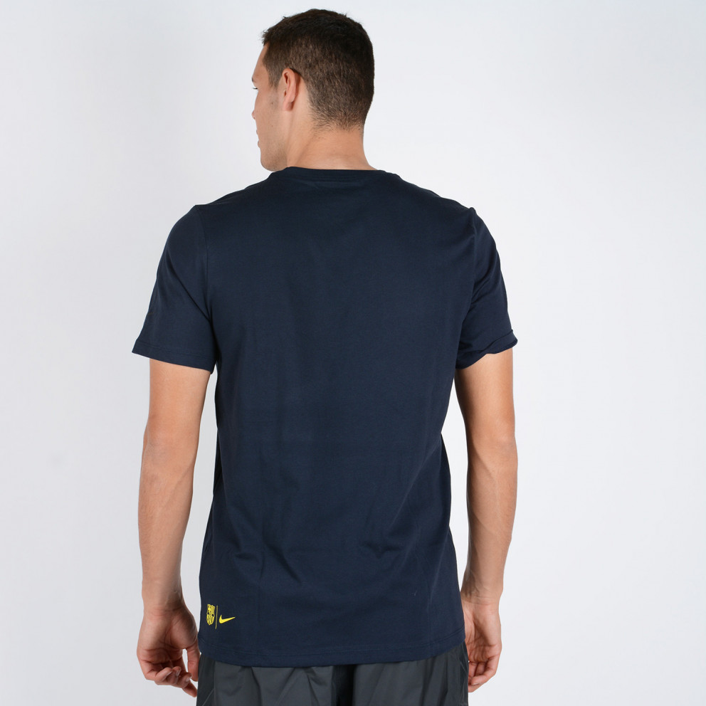Nike Fc Barcelona Men'S T-Shirt