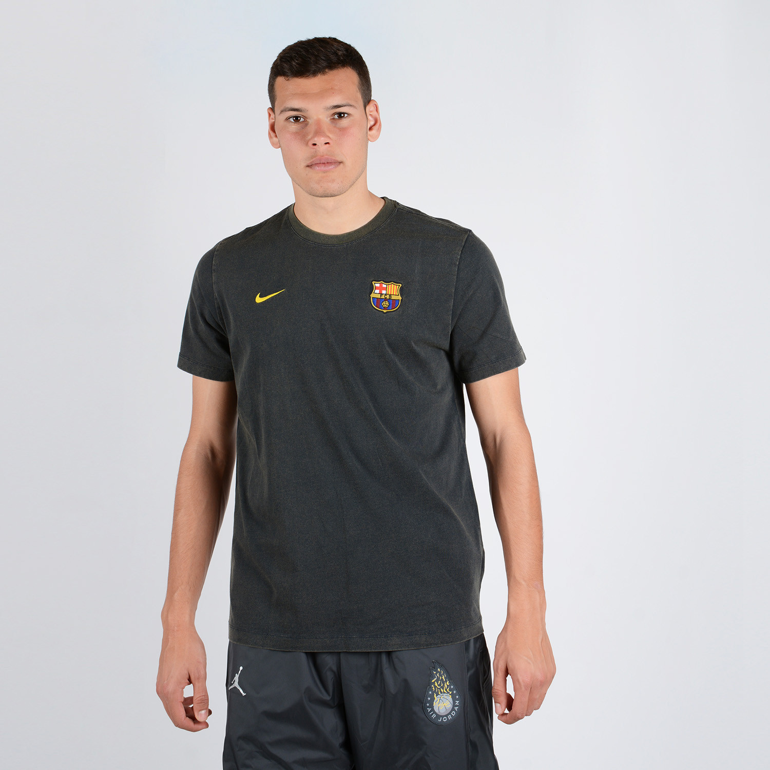Nike Fc Barcelona Men'S Retro T-Shirt (9000044252_35009)