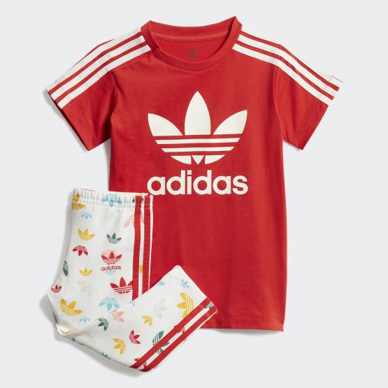 adidas Originals Baby's Tee Dress Set