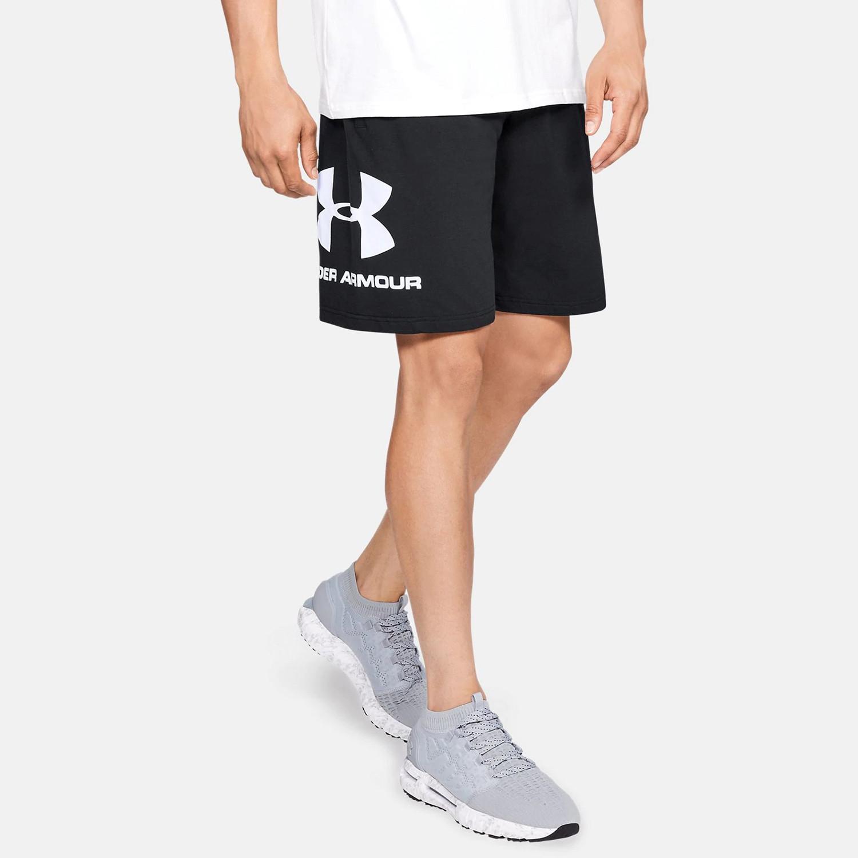 Under Armour Sportstyle Cotton Graphic Men's Shorts (9000047837_44184)