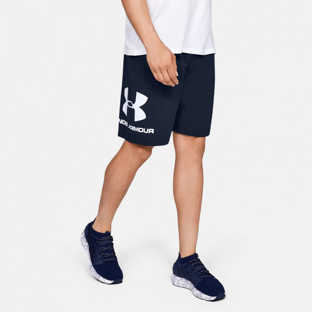 Under Armour Sportstyle Cotton Graphic Men's Shorts