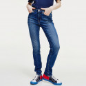 Tommy Jeans Nora Mr Skinny Ankle Zip Ady