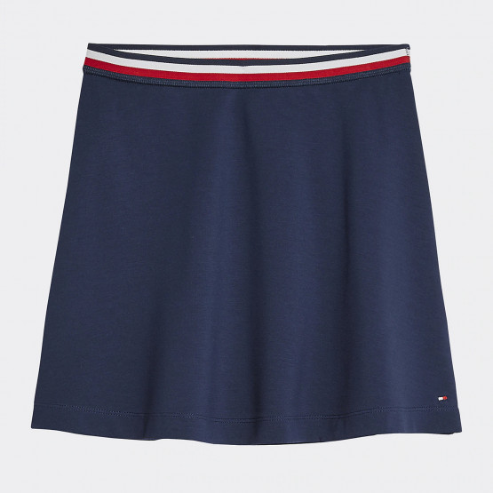 Tommy Jeans Essential Knit Skater Kids Skirt