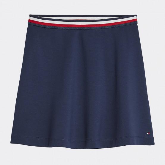 Tommy Jeans Essential Knit Skater Kids Skirt