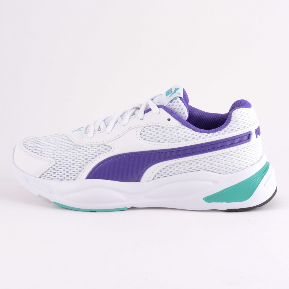 Puma 90s Runner Puma White-Prism Violet