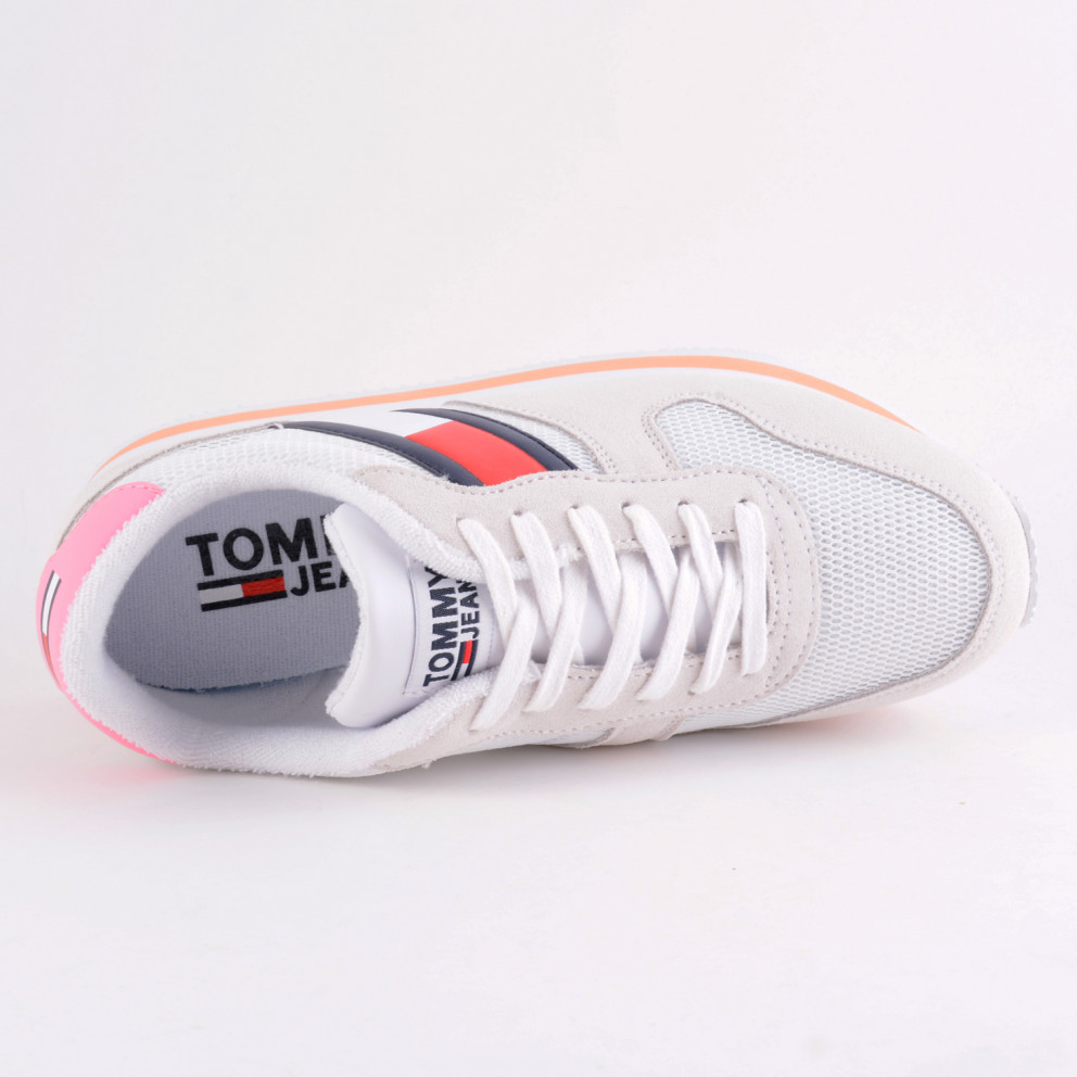 Tommy Jeans Mesh Flatform Women'S Shoes