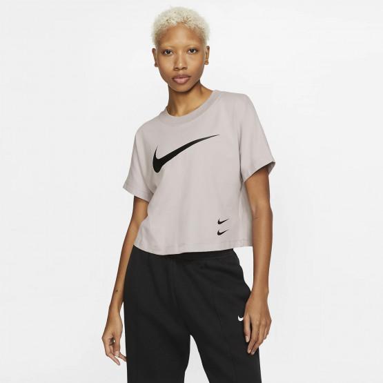 Nike Swoosh Women's Crop Top