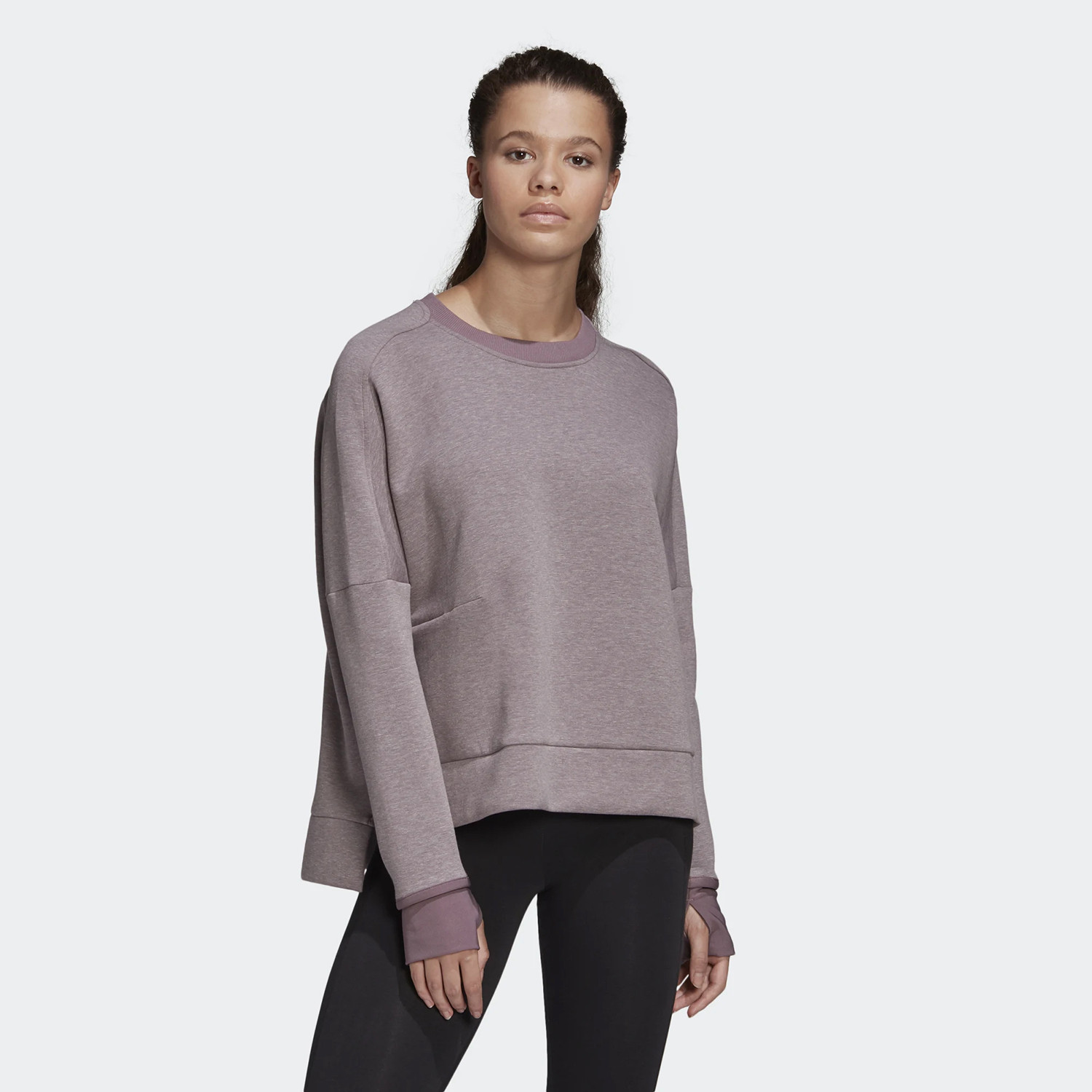 Adidas Must Haves Versatility Crew Sweatshirt (9000044991_43428)
