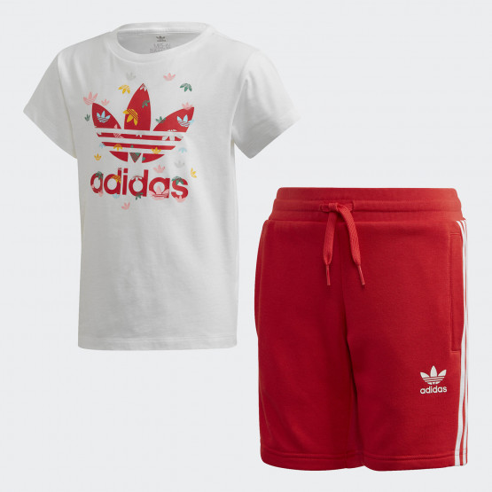 adidas Originals Kids' Shorts Set