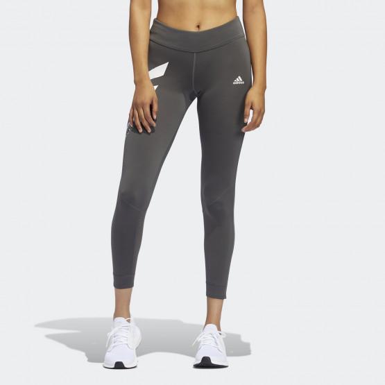 adidas Performance Own The Run 3-Stripes Fast Leggings