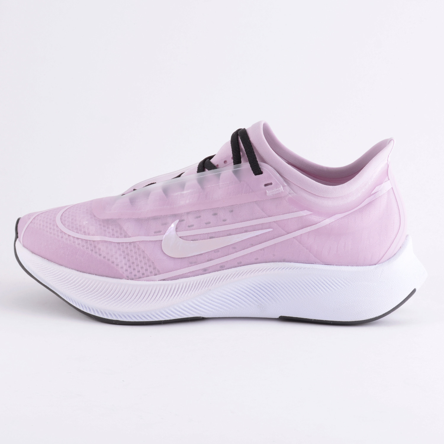 Nike Zoom Fly Nike WMNS ZOOM FLY 3 ICED LILAC/LIGHT VIOLET-WHITE-BLACK AT8241-501