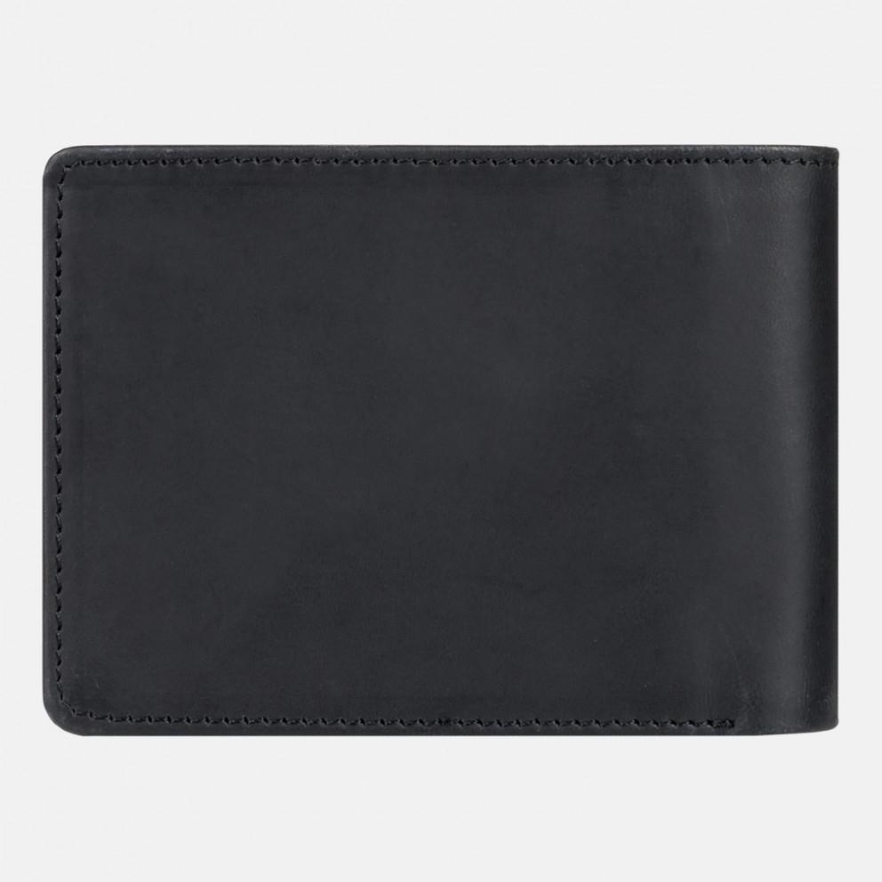 Quiksilver Mack X Leather Bi-Fold Men's Wallet