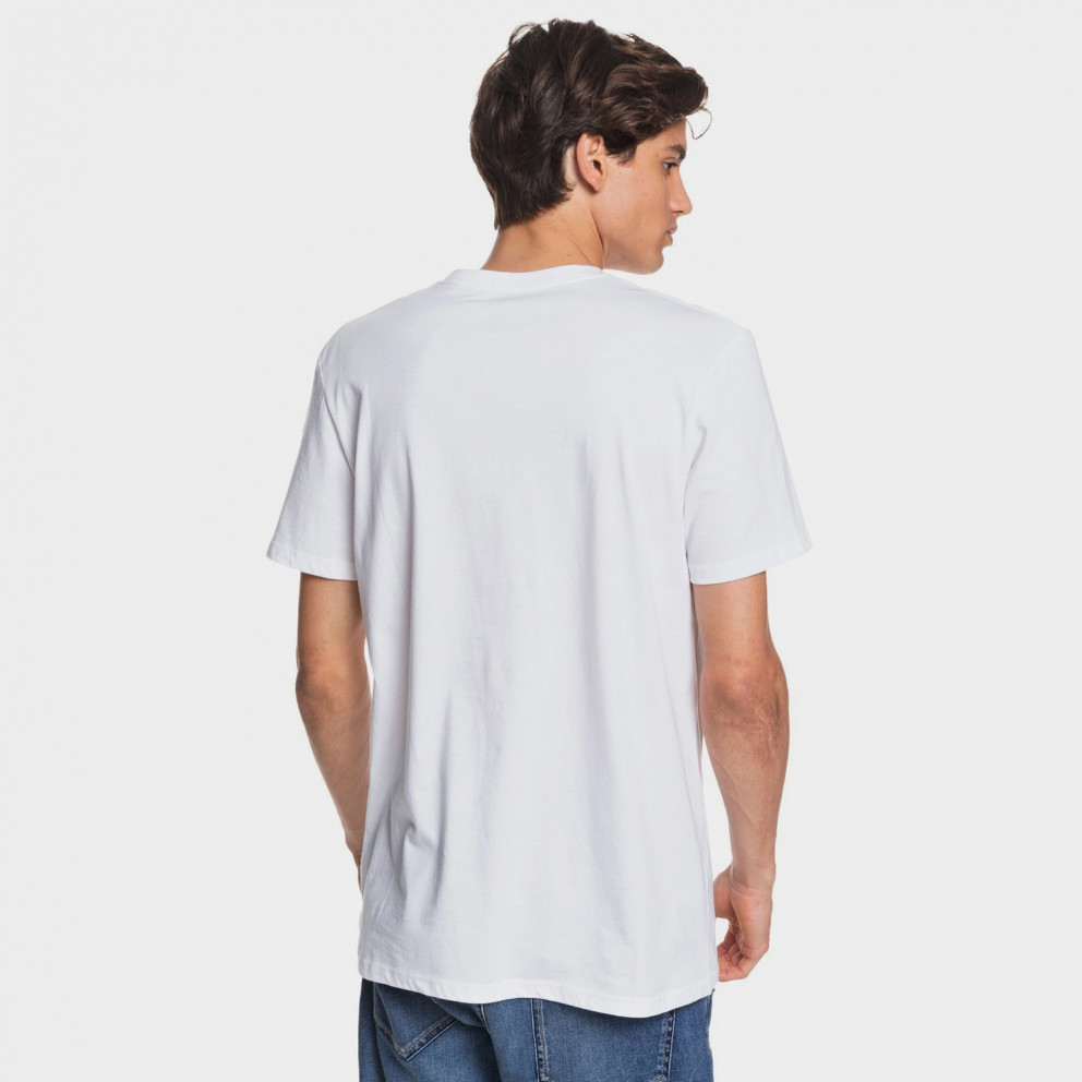 Quiksilver Words Remain Men's T-Shirt