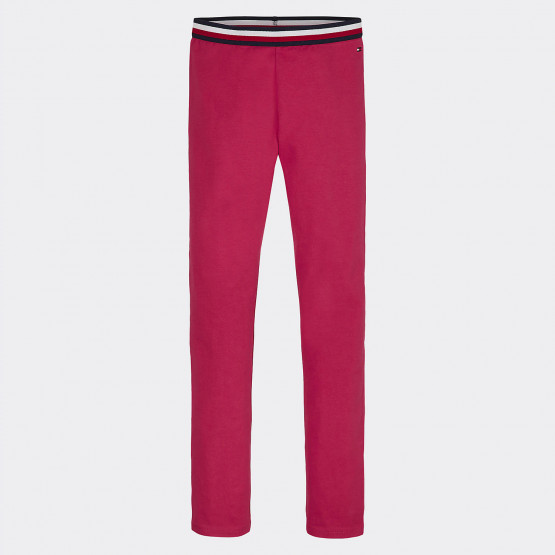 Tommy Jeans Essential Solid Iconinc Kids' Leggings
