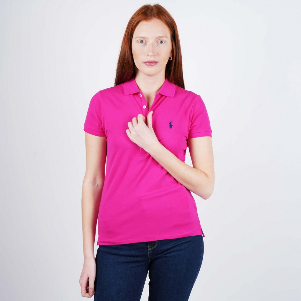 Polo Ralph Lauren Women'S Slim Fit Polo Shirt