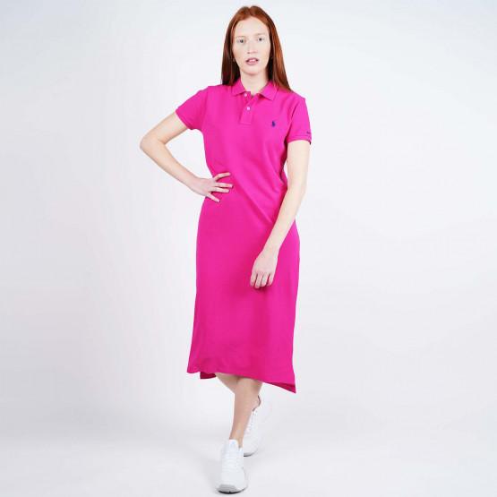 Polo Ralph Lauren Women's Short-Sleeve Polo Shirtdress