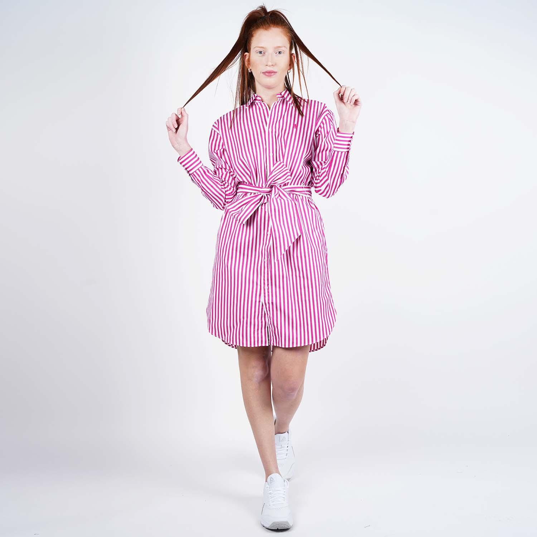 Polo Ralph Lauren Ladies Blke Casual Dress-Long Sleeve (9000050511_44946)
