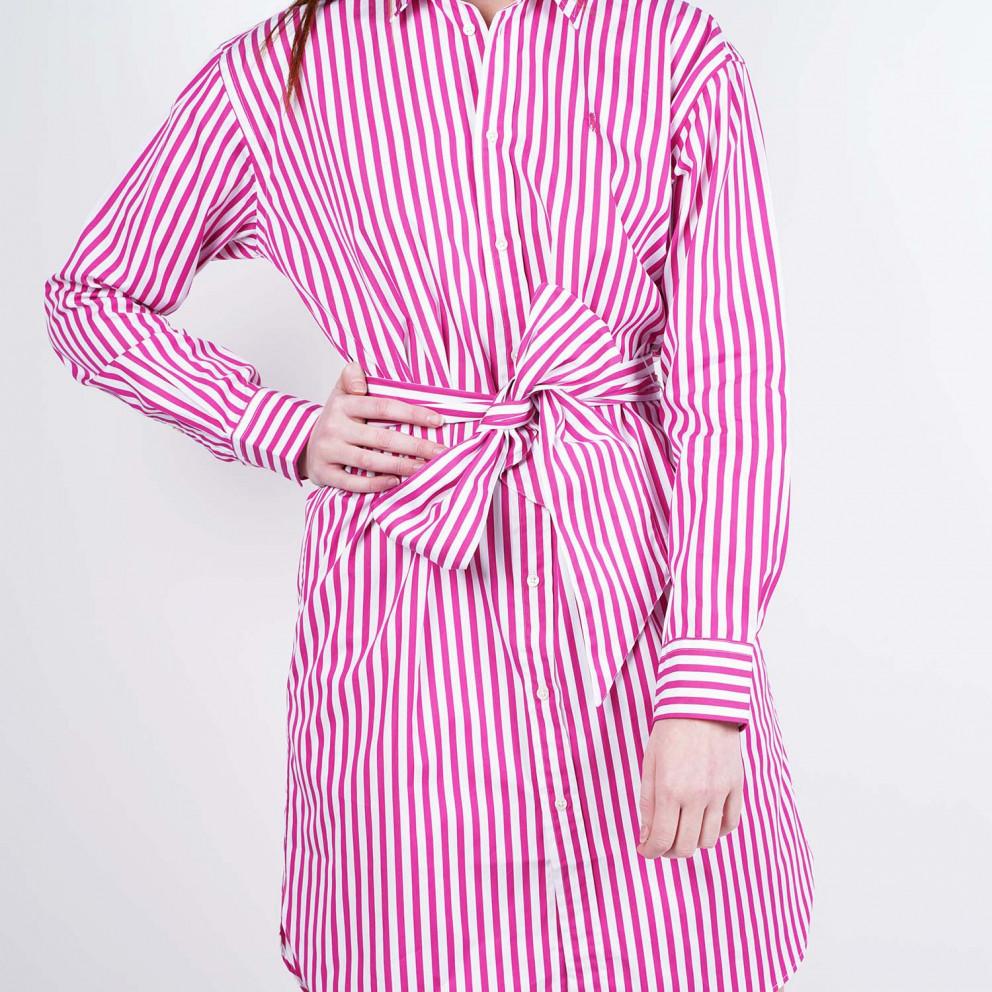 Polo Ralph Lauren Ladies Blke Casual Dress-Long SLeeve